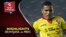 Sriwijaya FC vs PBFC 3-2: Sriwijaya FC Akhiri TSC dengan Kemenangan