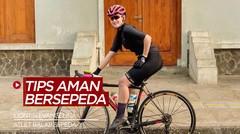Ngobrol Bareng Atlet Cantik, Liontin Evangelina Setiawan Soal Tren dan Tips Aman Bersepeda