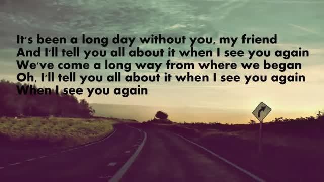 Download song see you again wiz khalifa