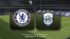 Chelsea vs Huddersfield Town Highlights and Goals || 9 May 2018