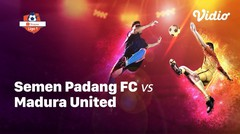 Full Match - Semen Padang vs Madura United | Shopee Liga 1 2019/2020