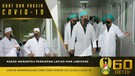 Kasad Kunjungi Lafiad Terkait Produksi Obat dan Vaksin Uji Klinis Covid-19