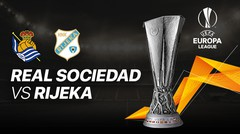 Full Match - Real Sociedad vs Rijeka I UEFA Europa League 2020/2021