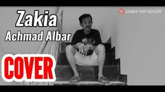Zakia - Achmad Albar (cover) James