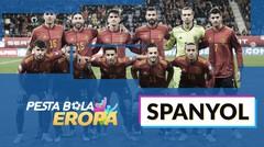 Profil Tim Spanyol di Piala Eropa 2020