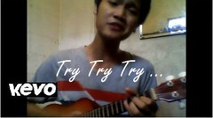 Jason Mraz Try Try Try (Ukulele Cover By Gita Gutabrak)