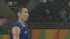 Badminton MS Semi Final - Lin Dan vs Lee Chong Wei (Olympic Games 2016)
