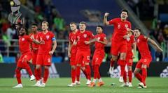 Cuplikan Pertandingan Kolombia vs Inggris - Piala Dunia 2018 Rusia Dokter Bola