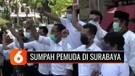 Peringati Sumpah Pemuda, Komunitas Surabaya Berenerji Napak Tilas ke Tempat-Tempat Bersejarah | Liputan 6