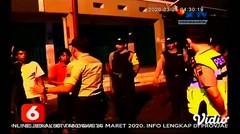 Cegah Corona, Polisi Bubarkan Remaja Yang Bergerombol