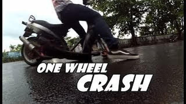 CHALLENGE ACCEPTED ! One Wheel and Cr4sh | FreestyleVlog Indonesia