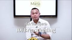 Smartmama- Ask The Experts- Breastfeeding 101