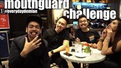Mouthguard Challenge sama Oge, Bow dan Aiko