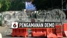 DEMO UU CIPTA KERJA KEMBALI DIGELAR DI JAKARTA, HINDARI KAWASAN INI