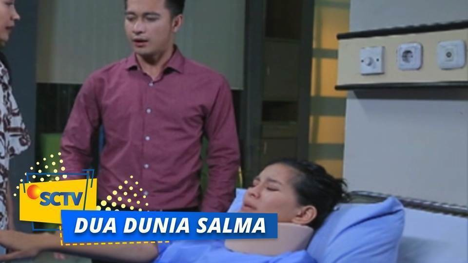 Highlight Dua Dunia Salma Episode 10