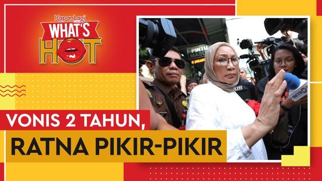 Divonis 2 Tahun, Ratna Sarumpaet Bersyukur Didukung Keluarga