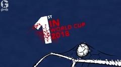 Piala Dunia | Gol Perdana di Piala Dunia 2018 | Rusia vs Arab Saudi