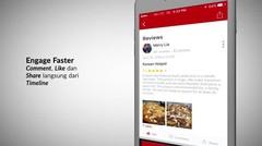 Qraved: Aplikasi Direktori & Reservasi Restoran