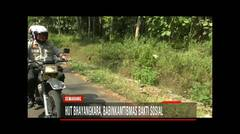 Peringatan HUT Bhayangkara Semarang