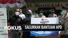 YPP Salurkan APD dan Ventilator untuk RS Bhayangkara Brimob Depok