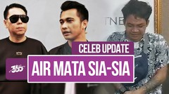 Celeb Update! Drama Air Mata Tiada Arti, Pengancam Eza Gionino Tetap Dibui