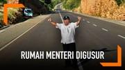 Rumah Menteri Basuki Bakal Digusur Demi Jalan Tol