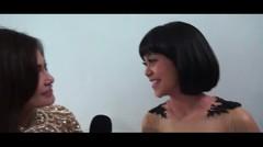 Backstage Interview Cut Tari dengan Lesti