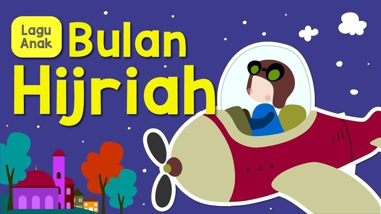 17 Streaming Lagu Anak Anak  Bulan Islam   Bulan Hijriah Nama ...