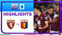 Match Highlights | Torino 3 vs 2 Genoa  | Serie A 2021/2022