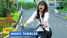 Astaga! Nadine Mau Tabrak Olive | Magic Tumbler Episode 14