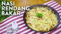 Resep Nasi Rendang Bakar | Mudah & Murah #51