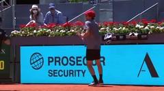 Match Highlights | Dominic Thiem 2 vs 1 John Isner | Mutua Madrid Open 2021