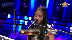 Hanin Dhiya - Cobalah Mengerti - Peterpan - Rising Star Indonesia
