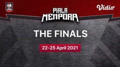 Saksikan! 22-25 April 2021 All Finals Match | Piala Menpora 2021