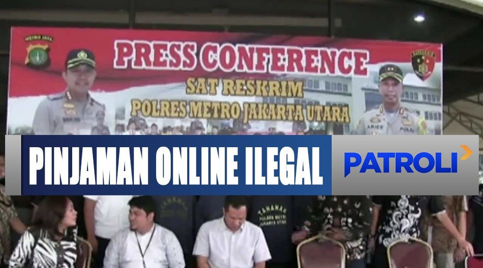 Jejak Kasus Polisi Gerebek Pinjaman Online Ilegal Vidio Com