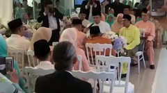 Video Pernikahan Laudya Cynthia Bella-Engku Emran (Part 3)