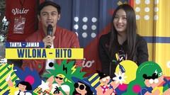 Meet n Greet Hito & Wilona : Mau di Peluk Hito! | ON OFF FESTIVAL 2019