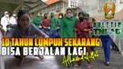 10 Tahun Lumpuh Sekarang Bisa Berjalan Lagi | BULETIN TNI AD