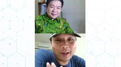 Mengatasi Covid-19 bersama Dr. Ronald Irwanto, SpPD - episode 2