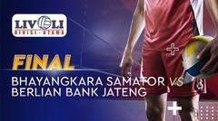 Full Match Final - Bhayangkara Samator vs Berlian Bank Jateng | Livoli 2019