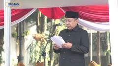 Yana Mulyana Menjadi Inspektur Upacara Peringatan Hari Kebangkitan Nasional ke 111 Tingkat Kota Bandung