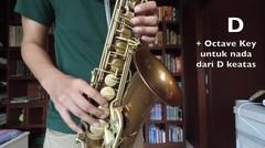 Belajar Saxophone Itu Mudah! (G Major Scale | Eb Alto & Bb Tenor)