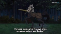 Katsute Kami Datta Kemono-tachi e Episode 11 Subtitle Indonesia Preview