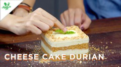 Cheese Cake Durian
