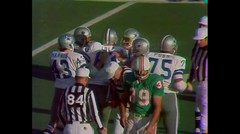 Super Bowl 6 Highlights - Cowboys vs Dolphins