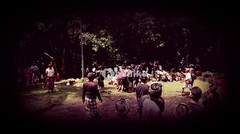 Unik Begini Ritual Menggali Kuburan Sebelum Prosesi Ngaben Di Bali