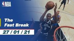 The Fast Break | Cuplikan Pertandingan - 27 Januari 2021 | NBA Regular Season 2020/21