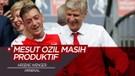 Arsene Wenger Berikan Tanggapan Atas Karier Mesut Ozil di Arsenal