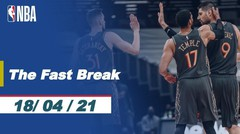 The Fast Break | Cuplikan Pertandingan - 18 April 2021 | NBA Regular Season 2020/21