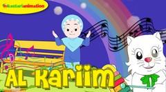 AL KARIIM |  Lagu Asmaul Husna Seri 5 Bersama Diva | Kastari Animation